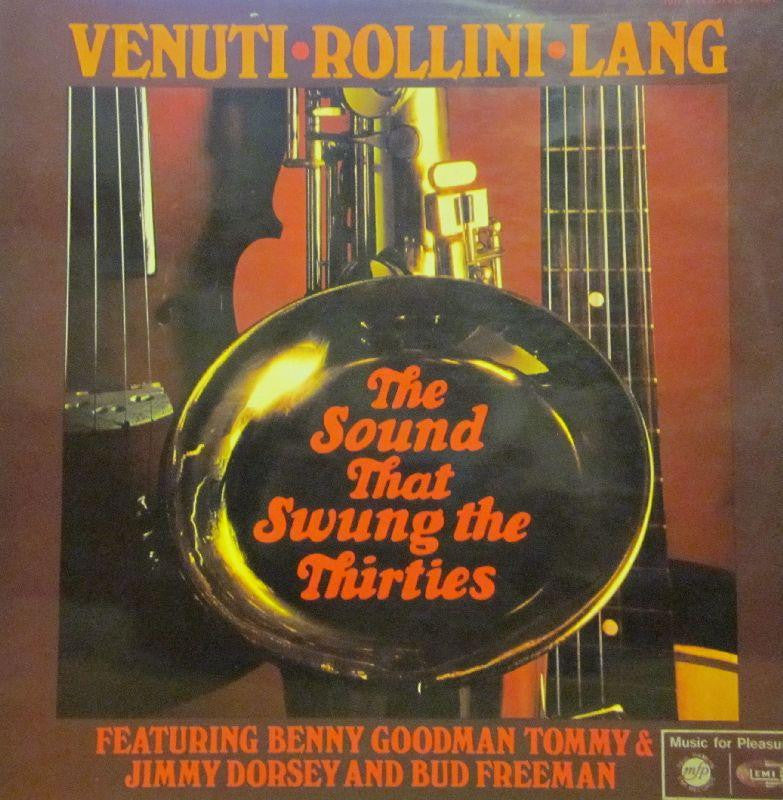 Venuti/Rollini/Lang-The Sound That Swung The Thirties-MFP-Vinyl LP