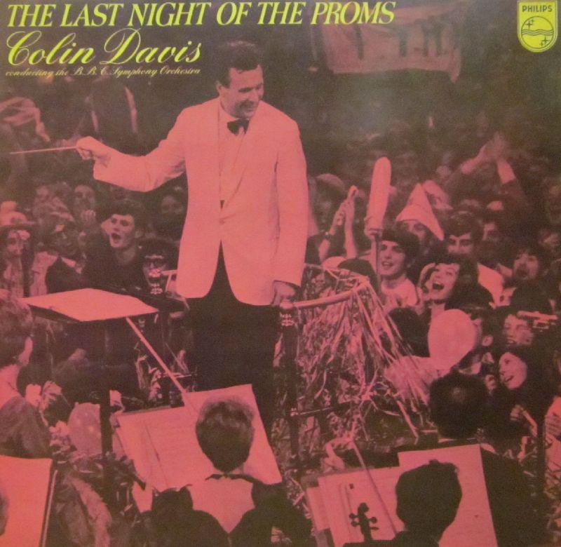 Colin Davis & BBC Symphony Orchestra-The Last Night At The Proms-Philips-Vinyl LP