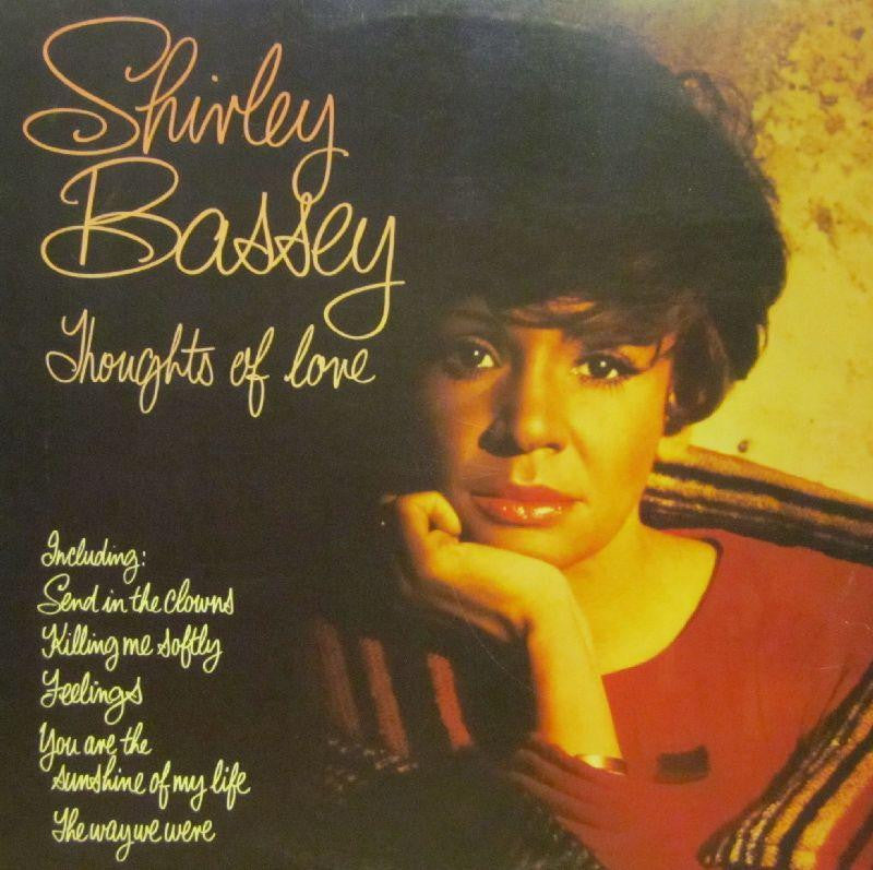 Shirley Bassey-Thoughts Of Love -United Artist-Vinyl LP