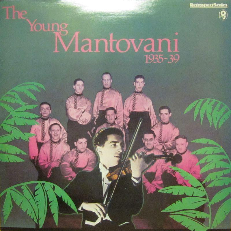 Mantovani-The Young -World Record Club-Vinyl LP