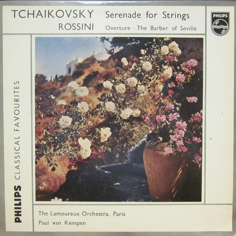 Tchaikovsky-Serenade For Strings-Philips-Vinyl LP