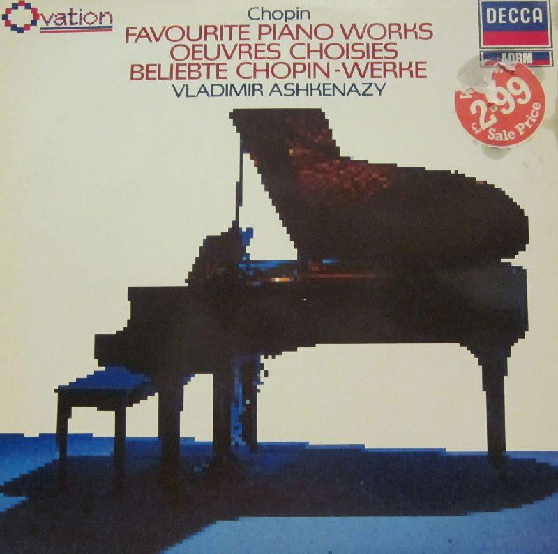 Chopin-Favourite Piano Works-Decca-Vinyl LP