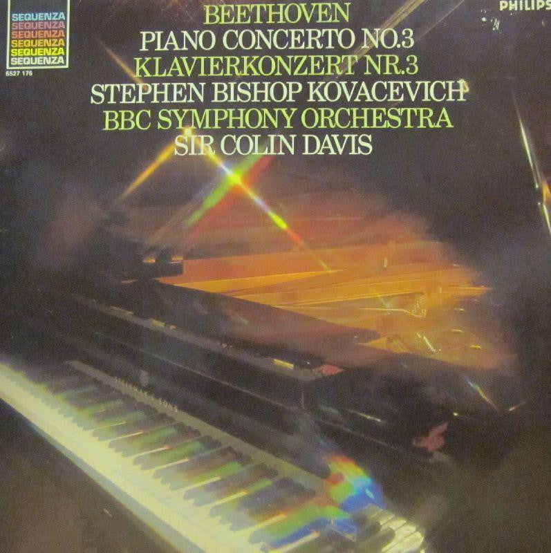 Beethoven-Piano Concerto No.3-Philips-Vinyl LP