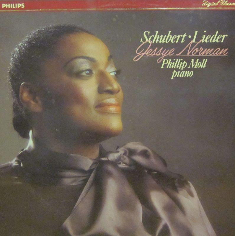 Schubert-Lieder-Philips-Vinyl LP