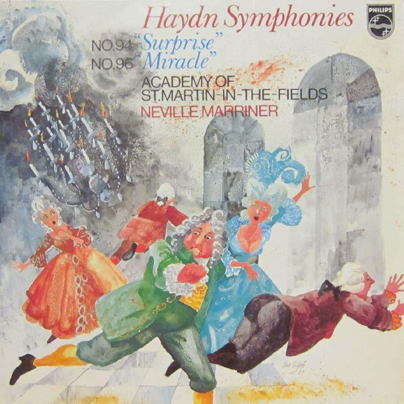 Haydn-Symphonies No.94 & 96-Philips-Vinyl LP