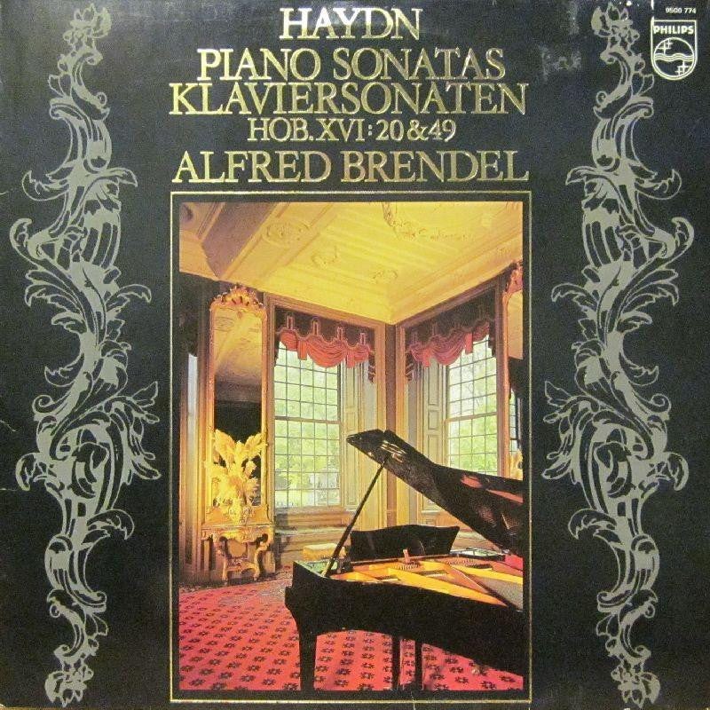 Haydn-Piano Sonatas-Philips-Vinyl LP