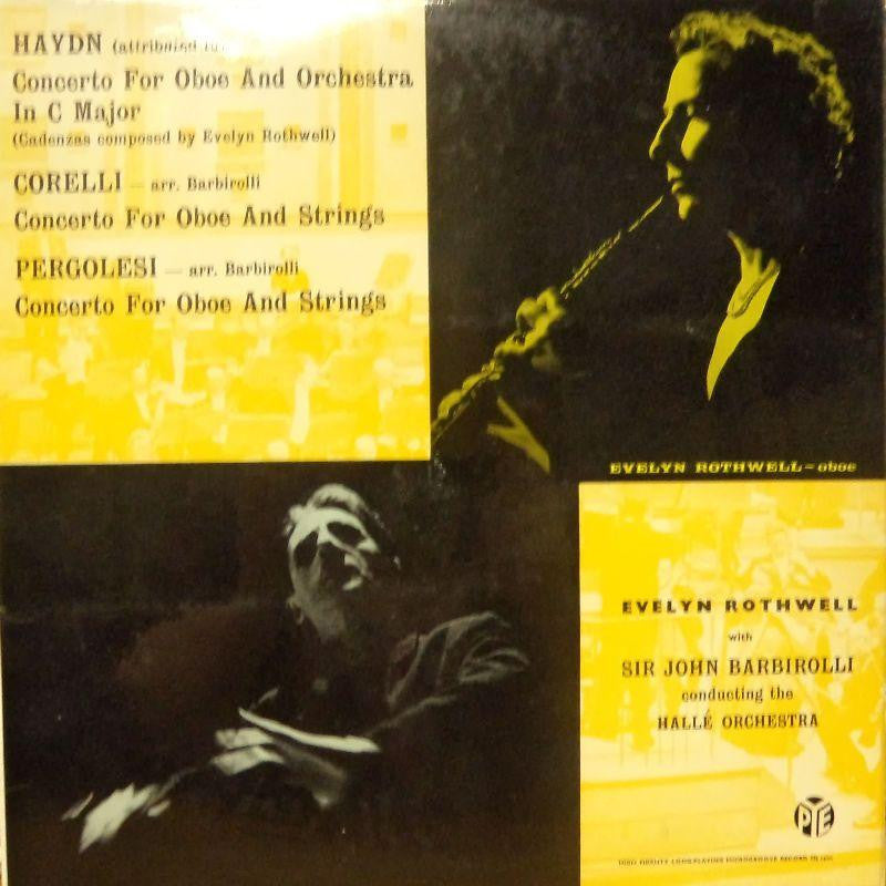 Haydn-Concerto For Oboe And Orchestra-Pye-Vinyl LP