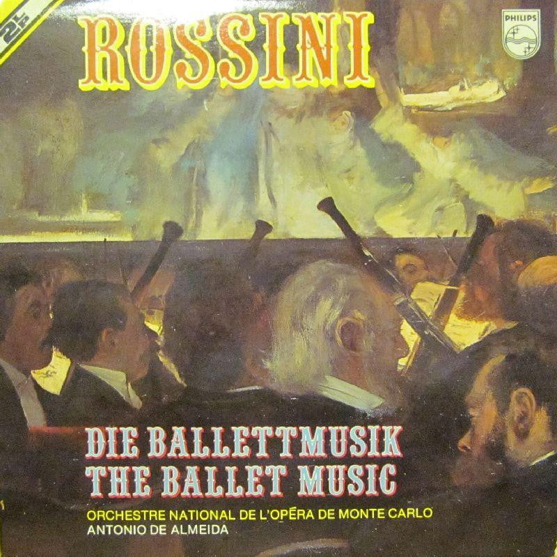 "Rossini-Die Ballettmusik -Philips-2x12"" Vinyl LP Gatefold"