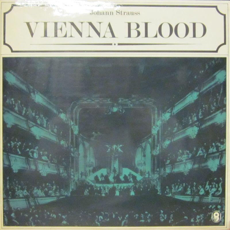 "Strauss-Vienna Blood-WRC-2x12"" Vinyl LP Gatefold"