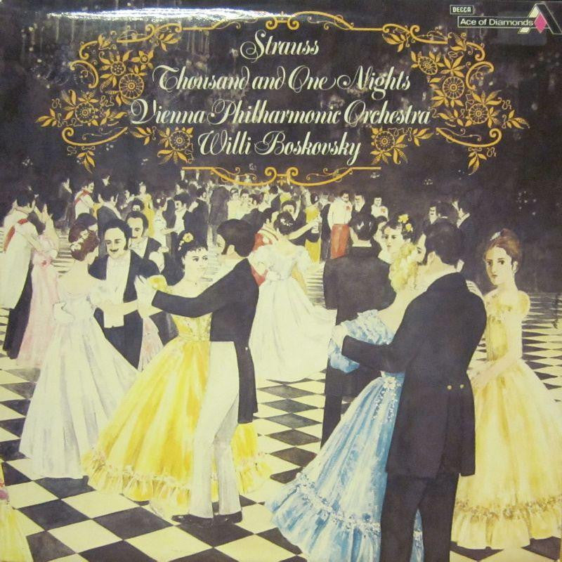 Strauss-Thousand And One Nights-Decca-Vinyl LP