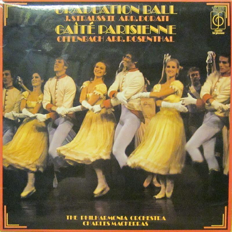 Strauss-Graduation Ball-CFP-Vinyl LP