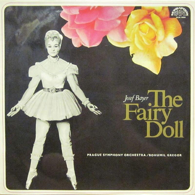 Bayer-The Fairy Doll-Supraphon-Vinyl LP