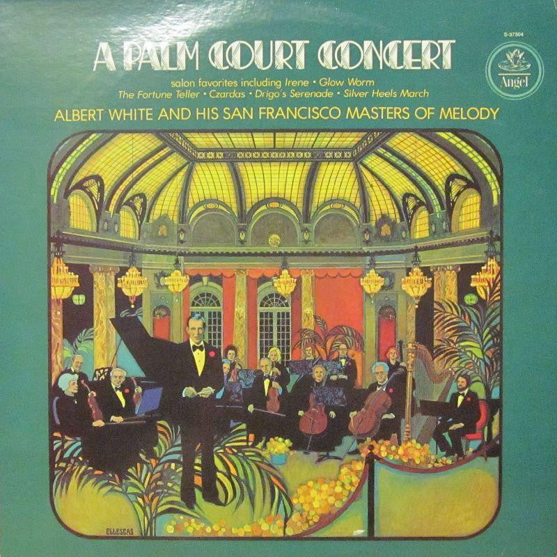 Albert White-A Palm Court Concert-Angel-Vinyl LP