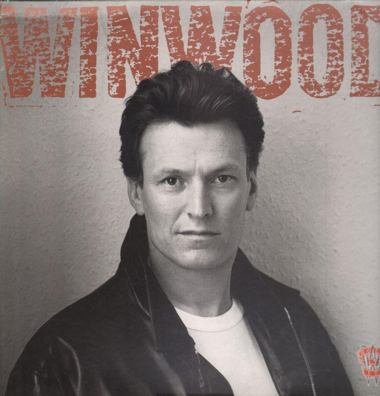 Steve Winwood-Roll With It-Virgin-Vinyl LP