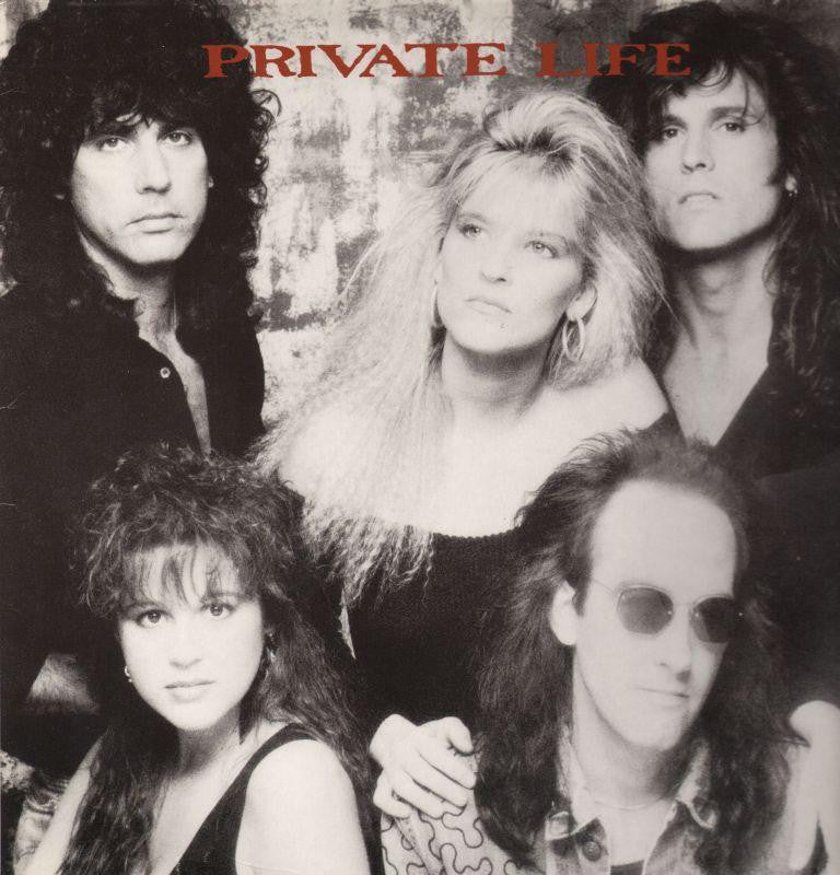 Private Life-Private Life-Warner-Vinyl LP