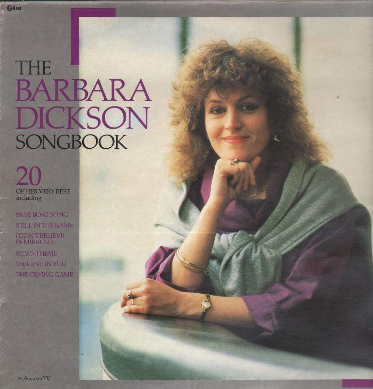 Barbara Dickson-The Songbook-K Tel-Vinyl LP