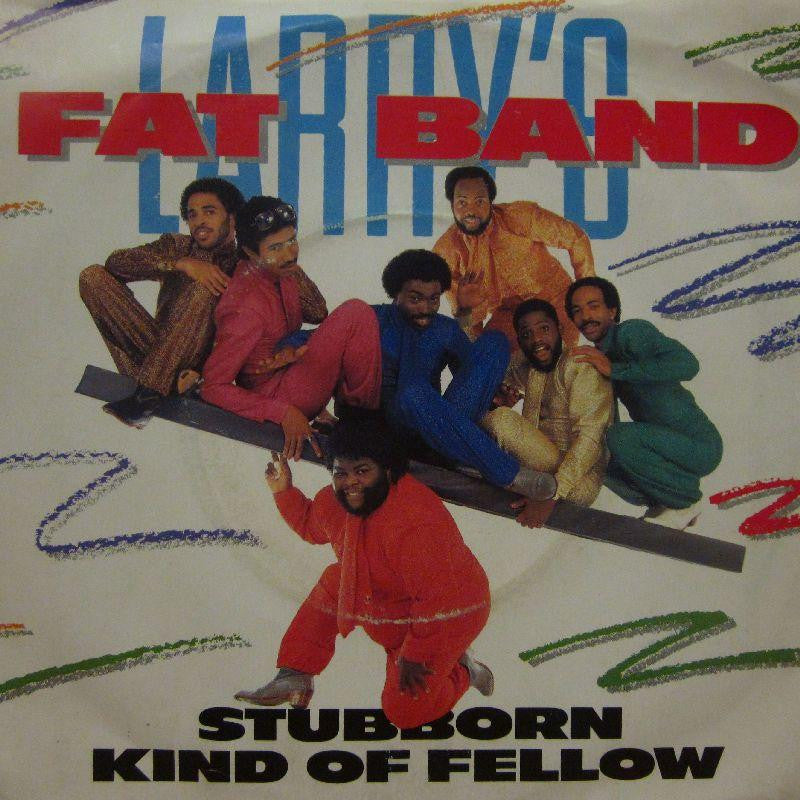 "Fat Larry's Band-Stubbon Kind Of Fellow-7"" Vinyl P/S"
