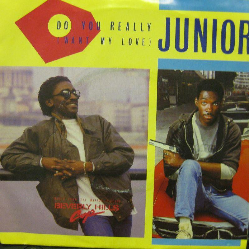 "Junior-Do You Really-7"" Vinyl P/S"