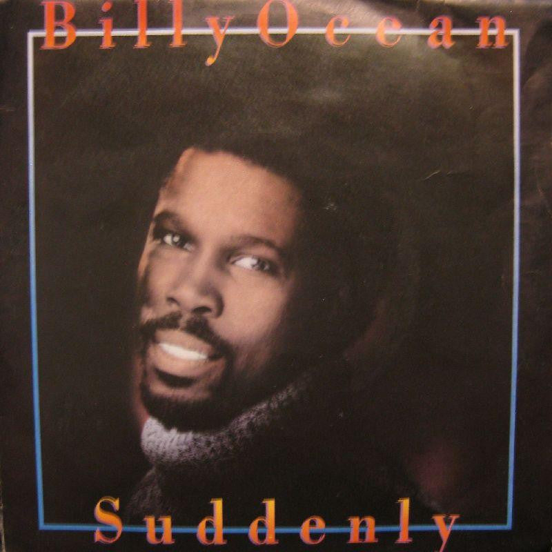 "Billy Ocean-Suddenly-7"" Vinyl P/S"