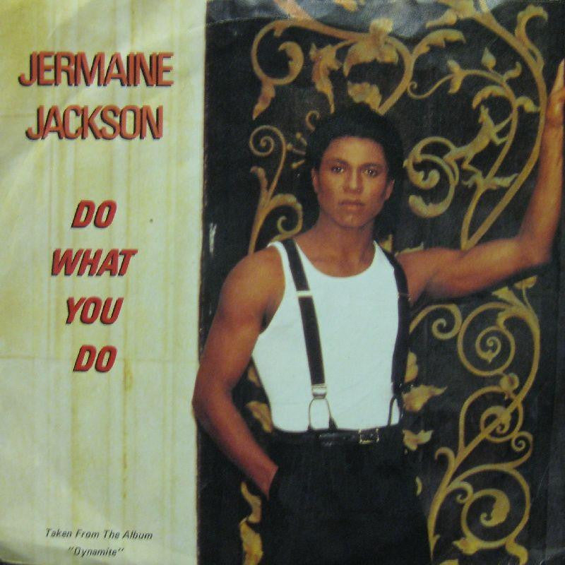 "Jermaine Jackson-Do What You Do-7"" Vinyl P/S"