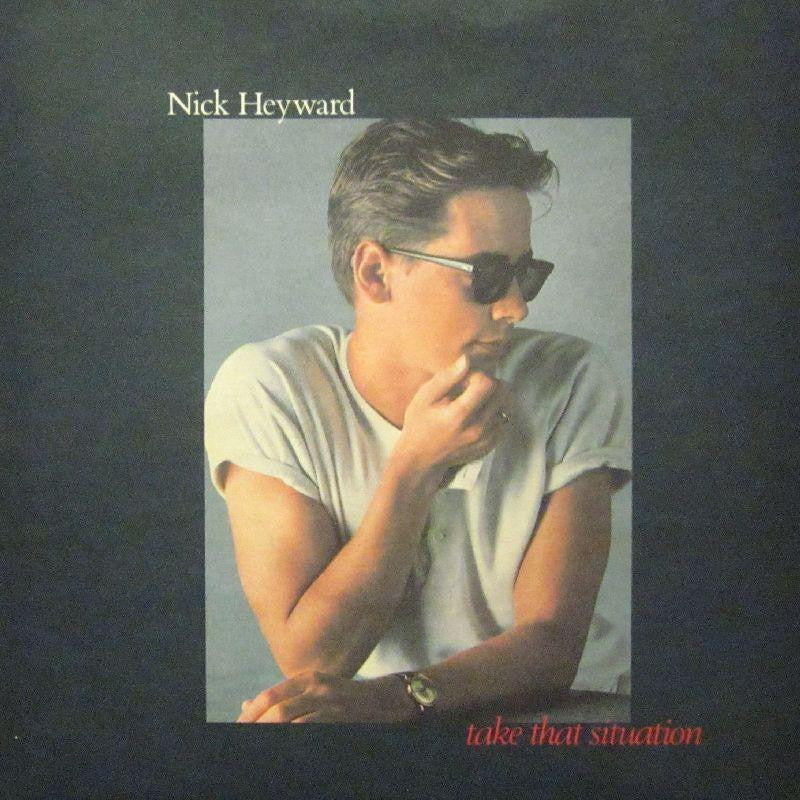 "Nick Heyward-Take That Situation-7"" Vinyl P/S"