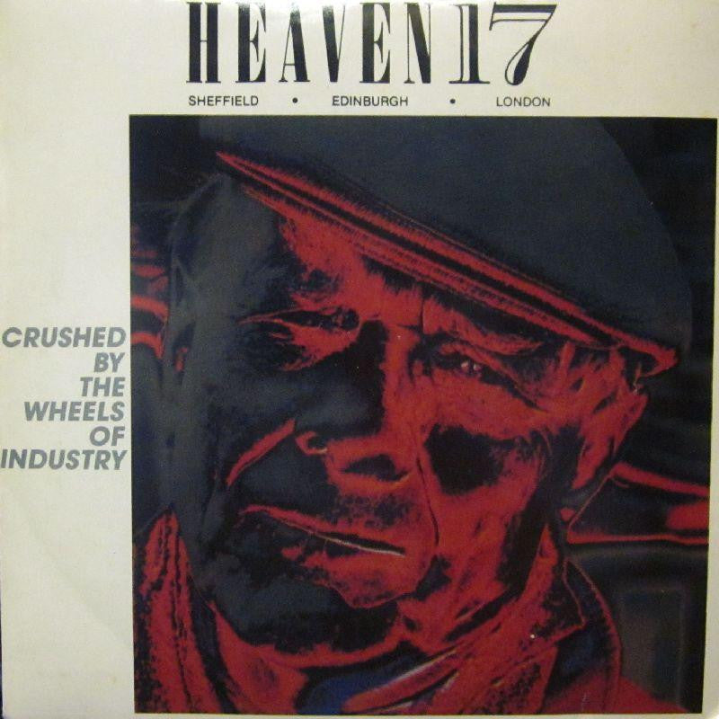 "Heaven 17-Crushed By The Wheels Of Industry-Virgin-7"" Vinyl P/S"