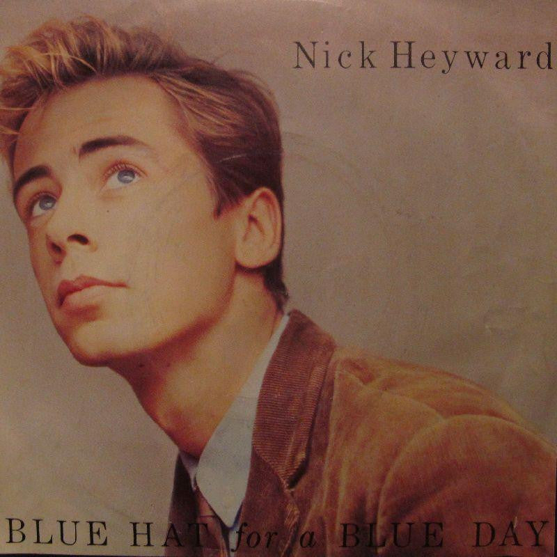 "Nick Heyward-Blue Hat For A Blue Day-7"" Vinyl P/S"