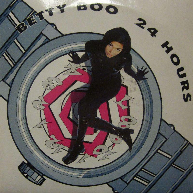 "Betty Boo-24 Hours-7"" Vinyl P/S"