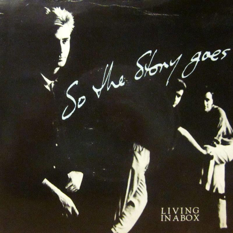 "Living In A Box-So The Story Goes-7"" Vinyl P/S"
