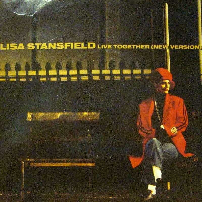 "Lisa Stansfield-Live Together-7"" Vinyl P/S"