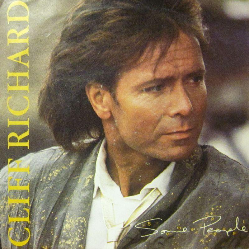 "Cliff Richard-Some People-EMI-7"" Vinyl P/S"
