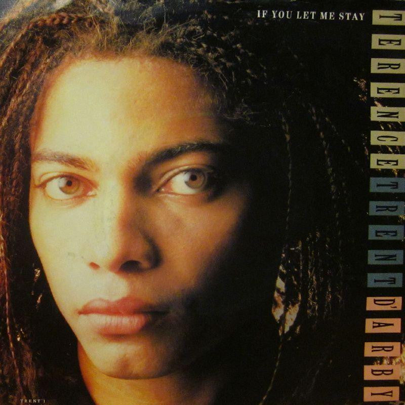 "Terence Trent D'Arby-If You Let Me Stay-7"" Vinyl P/S"
