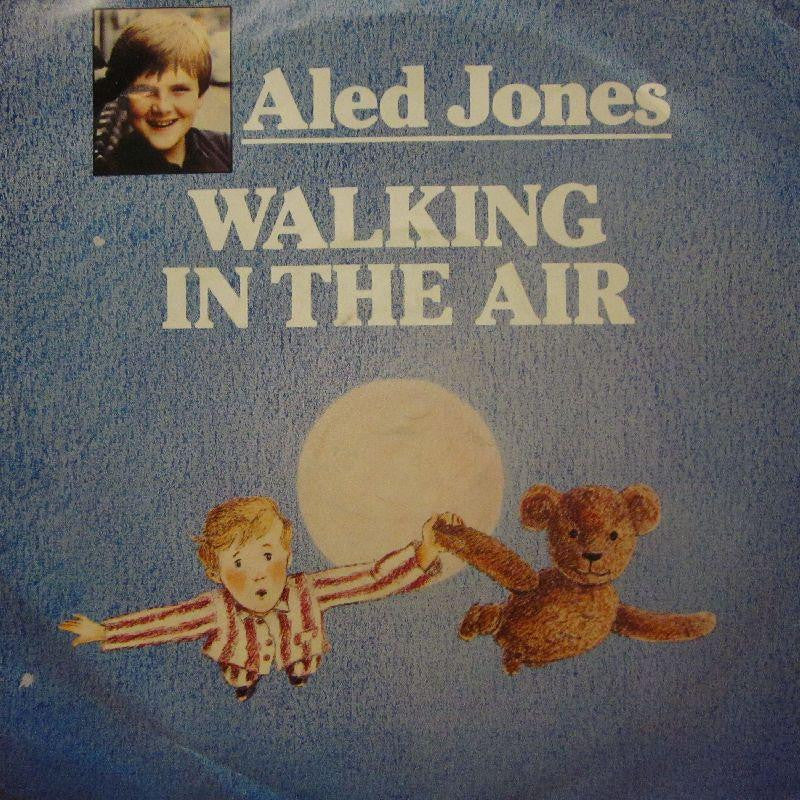 "Aled Jones-Walking The Air-EMI-7"" Vinyl P/S"