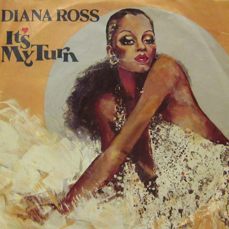"Diana Ross-It's My Turn-7"" Vinyl P/S"