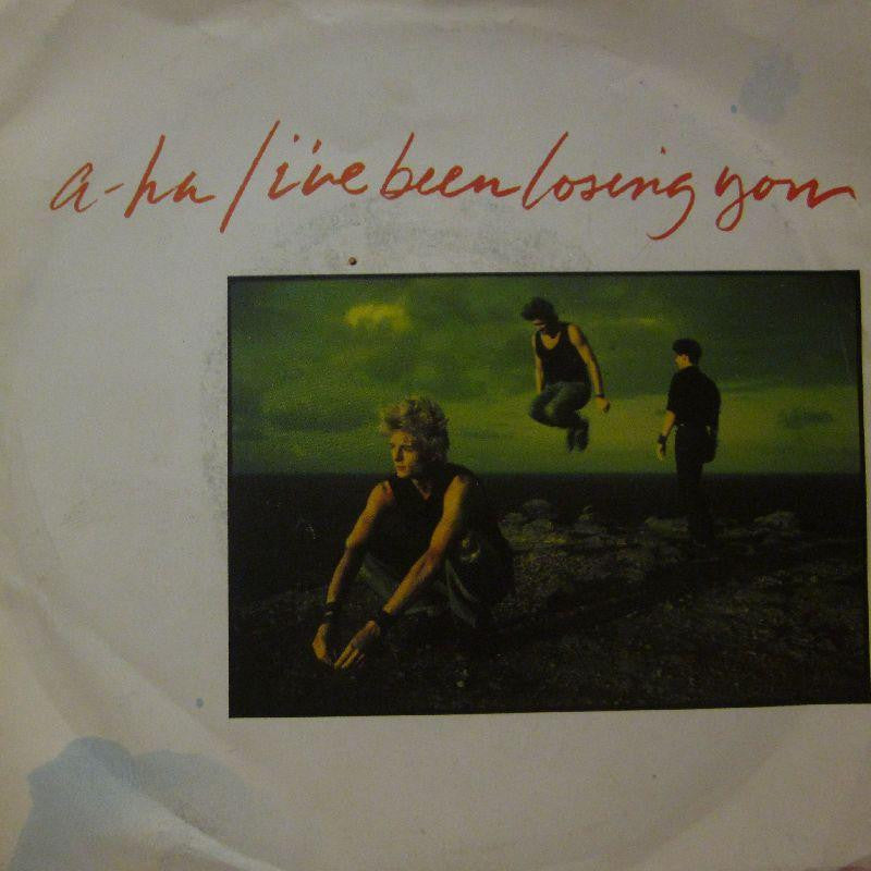 "A-Ha-I've Been Losing You-7"" Vinyl P/S"