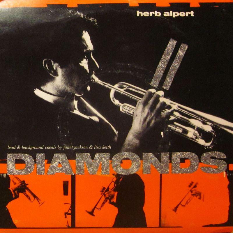 "Herb Alpert-Diamonds-7"" Vinyl P/S"