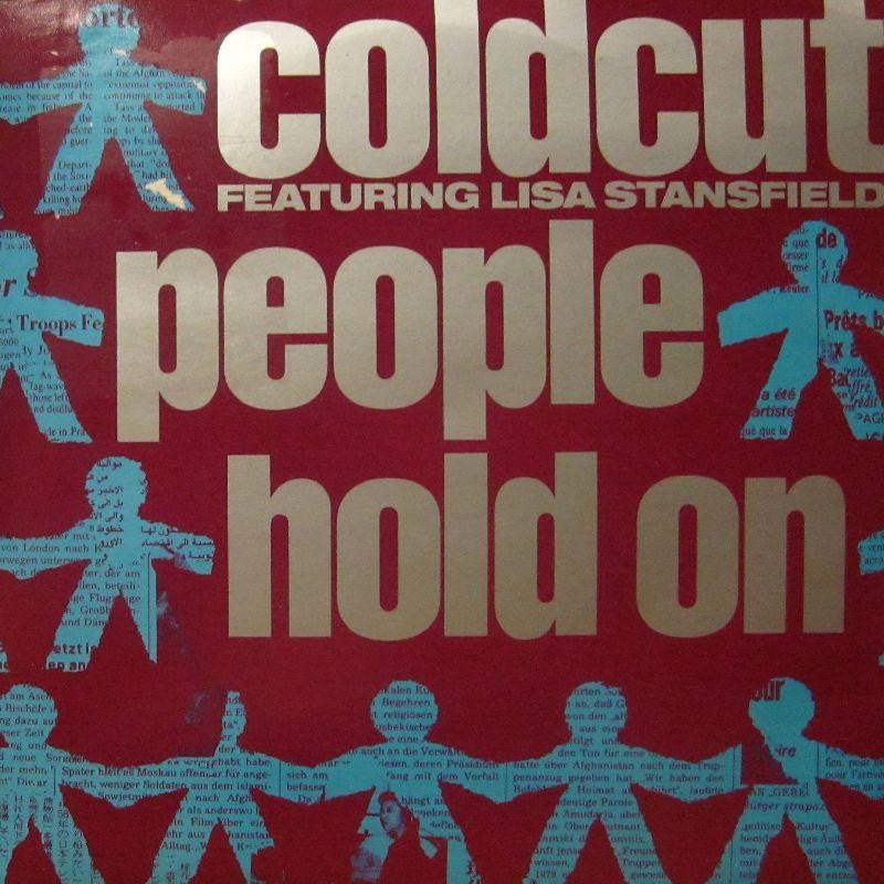 "Coldcut Fest Lisa Stansfield-People Hold On-Big Life-7"" Vinyl P/S"