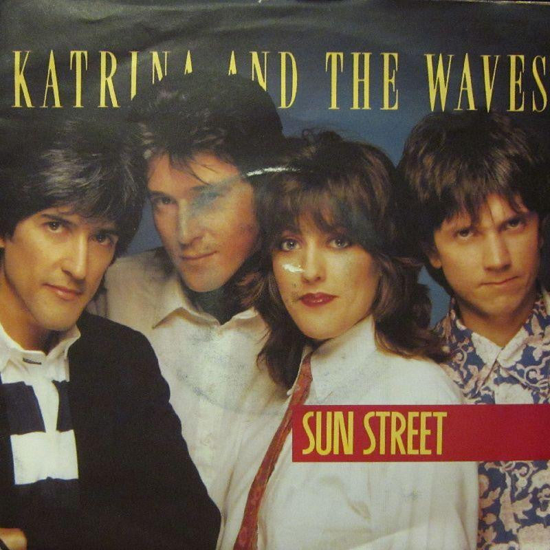 "Katrina & The Waves-Sun Street-7"" Vinyl P/S"