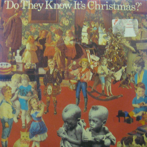 "Band Aid-Do They Know It's Christmas?-7"" Vinyl P/S"