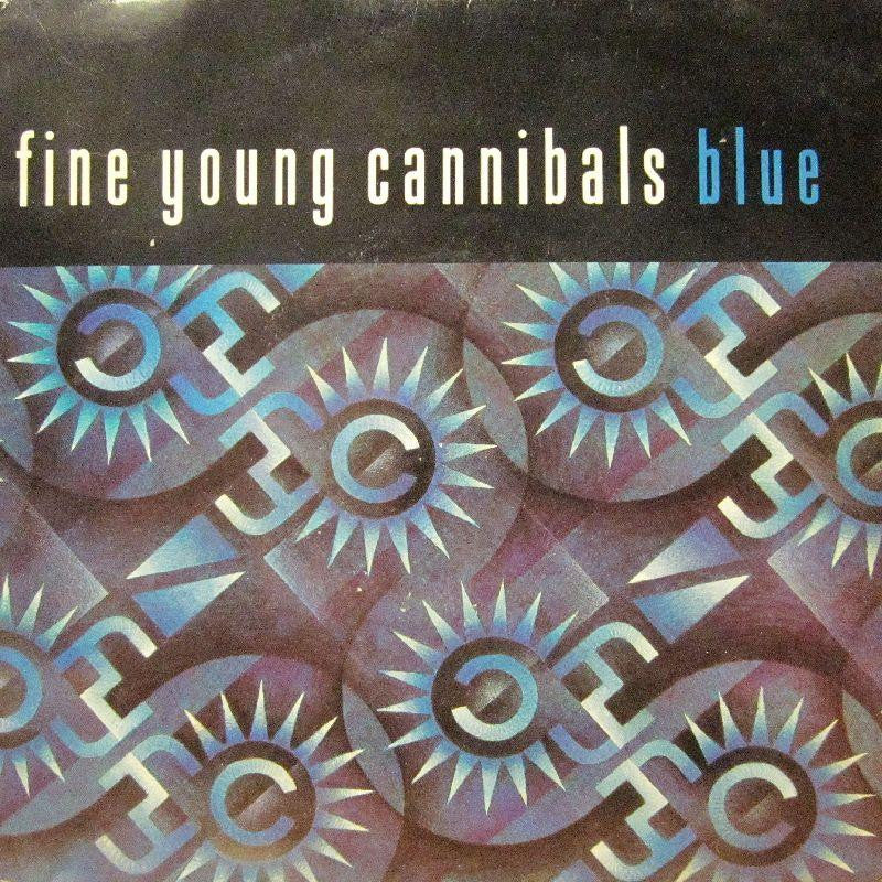 "Fine Young Cannibals-Blue-2x7"" Vinyl Gatefold"