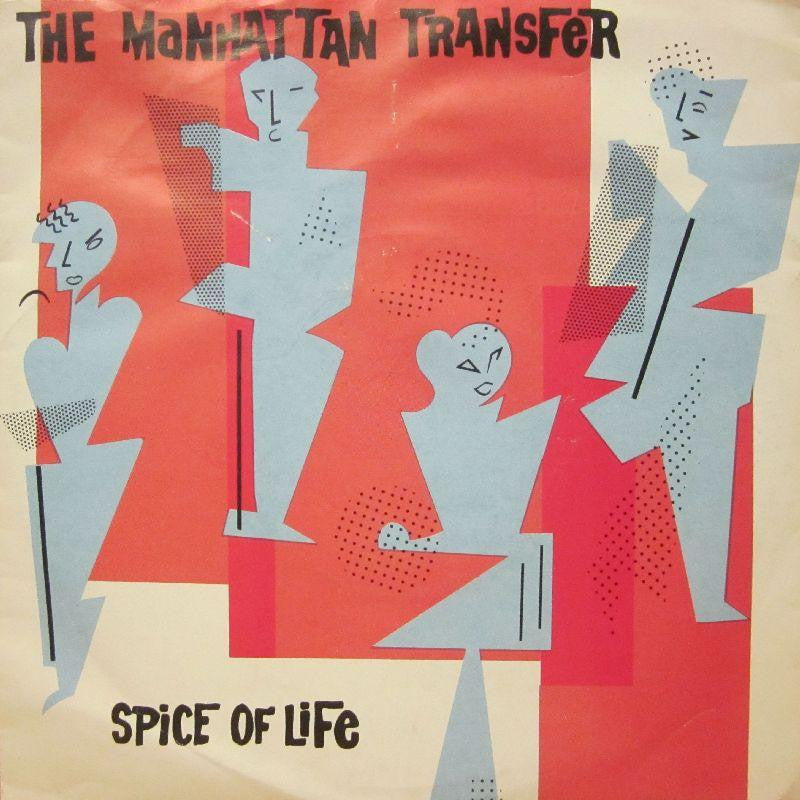 "The Manhattan Transfer-Spice Of Life-7"" Vinyl P/S"