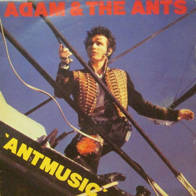 "Adam & The Ants-Antmusic-7"" Vinyl P/S"