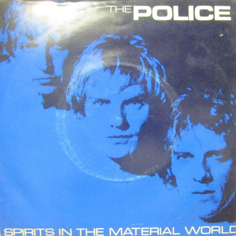"The Police-Spirits In The Material World-7"" Vinyl P/S"