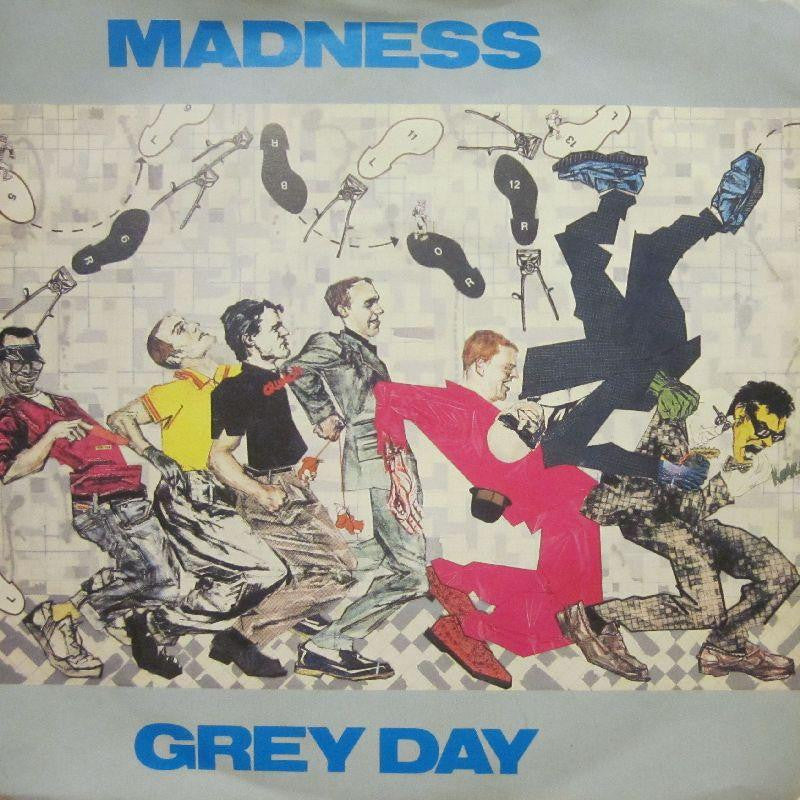 "Madness-Grey Day-7"" Vinyl P/S"
