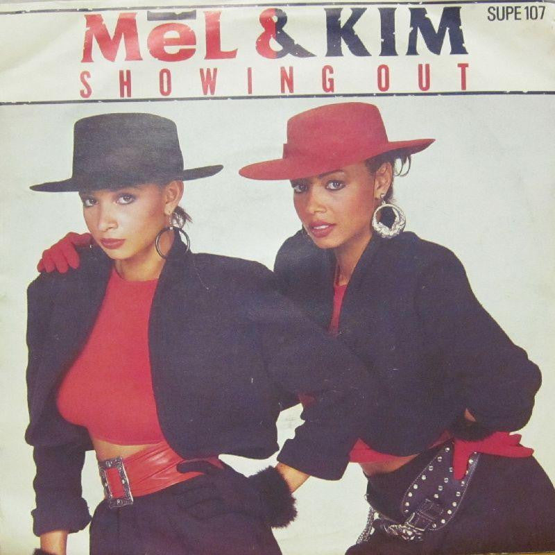 "Mel & Kim-Showing Out-7"" Vinyl P/S"