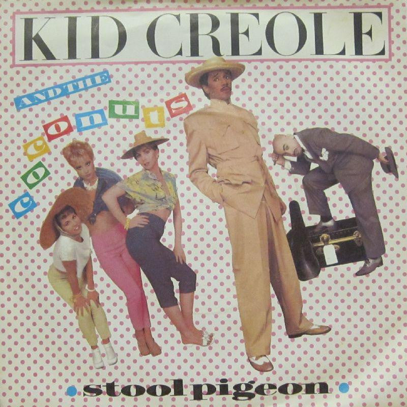 "Kid Creole & The Coconuts-Stool Pigeon-7"" Vinyl P/S"
