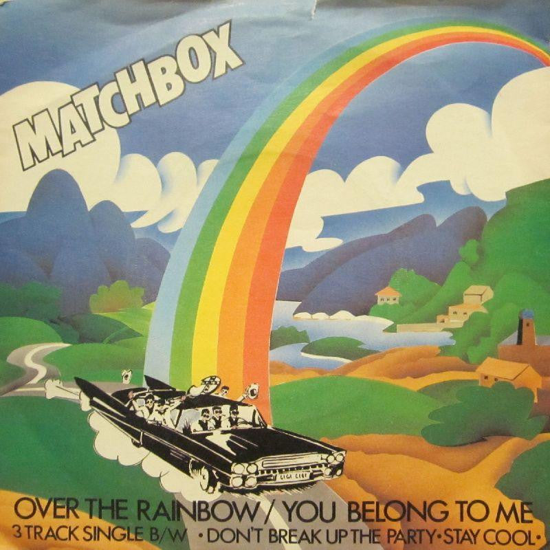 "Matchbox-Over The Rainbow-7"" Vinyl P/S"