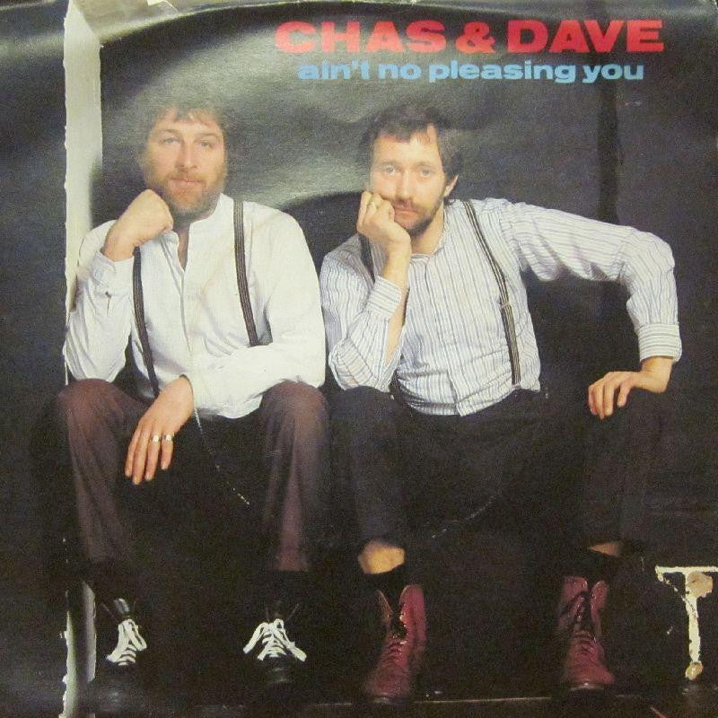 "Chas & Dave-Ain't No Pleasing You-7"" Vinyl P/S"