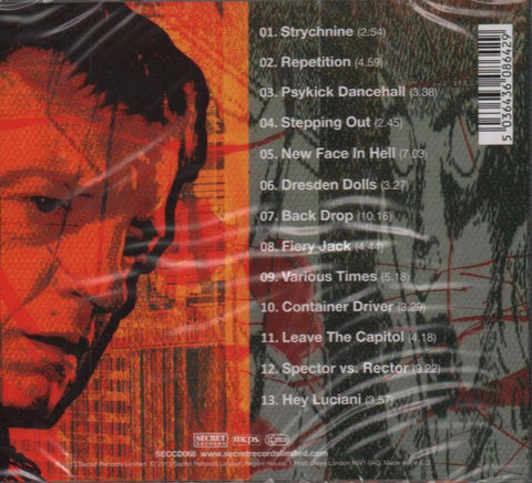 13 Killers-Secret-CD Album-New