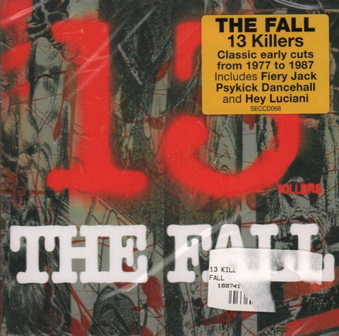 The Fall-13 Killers-Secret-CD Album